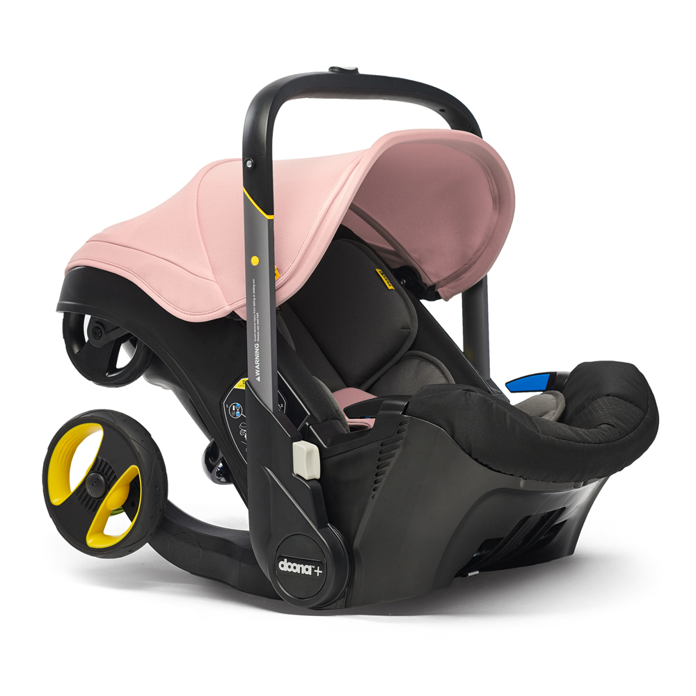 Автокресло Doona Infant Car Seat - Blush pink - lebebe-boutique - 2