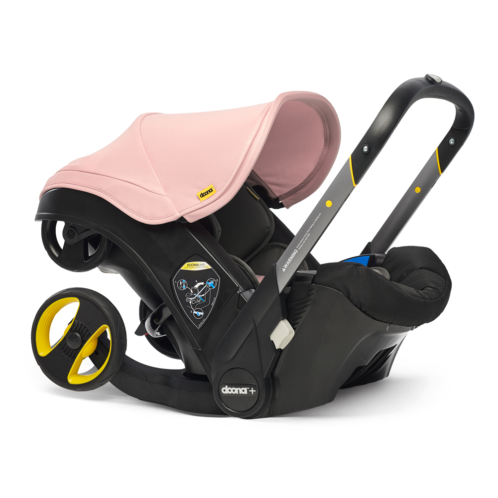 Автокресло Doona Infant Car Seat - Blush pink - lebebe-boutique - 3