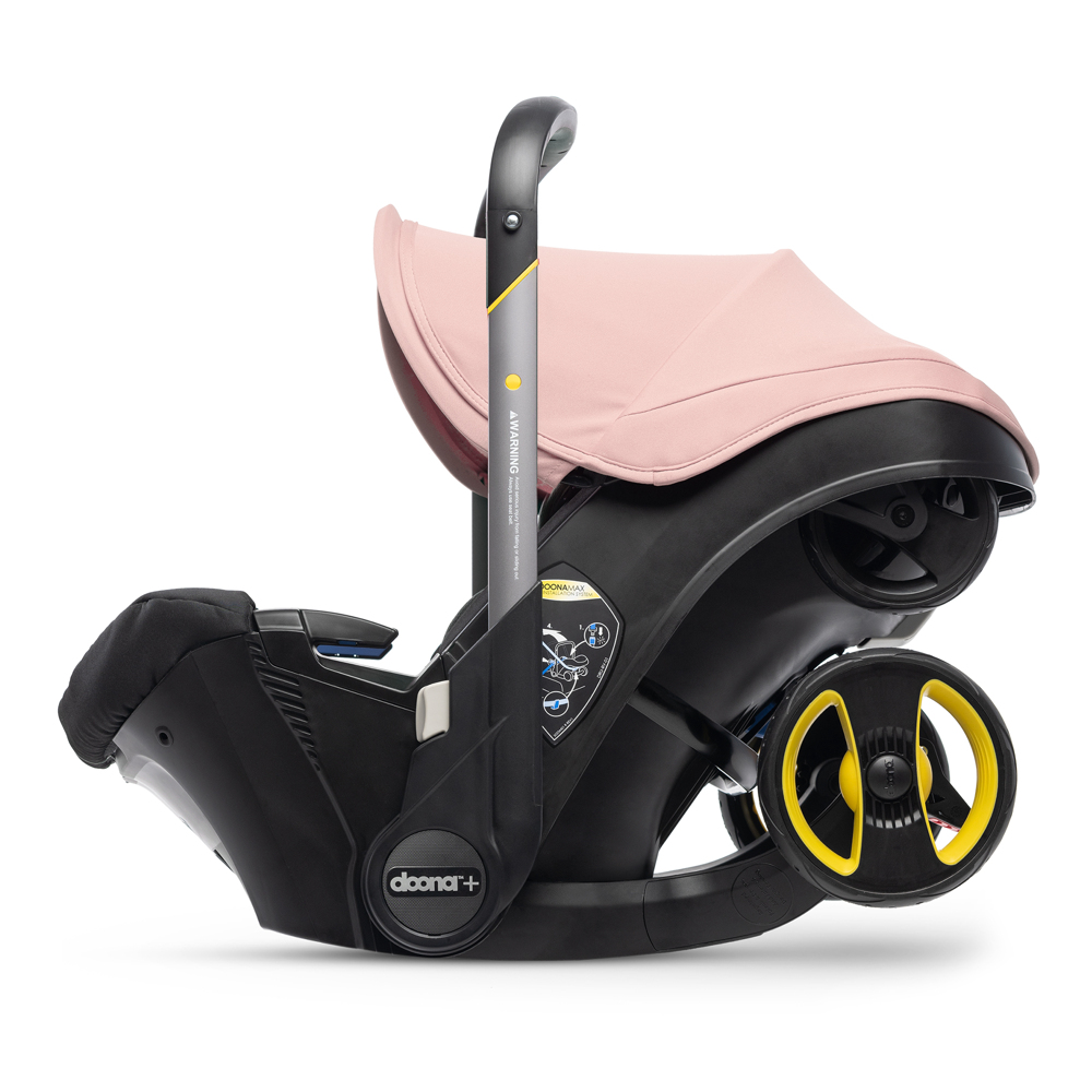 Автокресло Doona Infant Car Seat - Blush pink - lebebe-boutique - 4