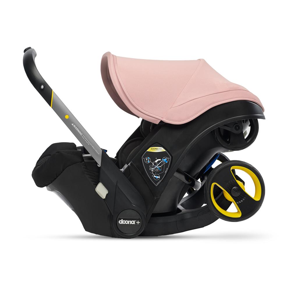Автокресло Doona Infant Car Seat - Blush pink - lebebe-boutique - 5