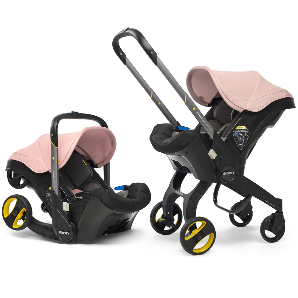 Автокресло Doona Infant Car Seat - Blush pink - lebebe-boutique - 6