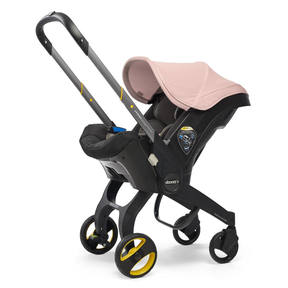 Автокресло Doona Infant Car Seat - Blush pink - lebebe-boutique - 8