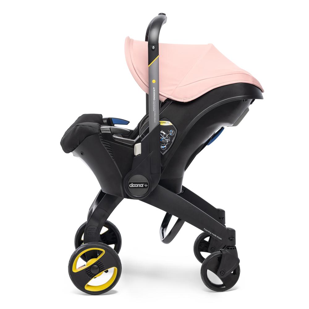 Автокресло Doona Infant Car Seat - Blush pink - lebebe-boutique - 9
