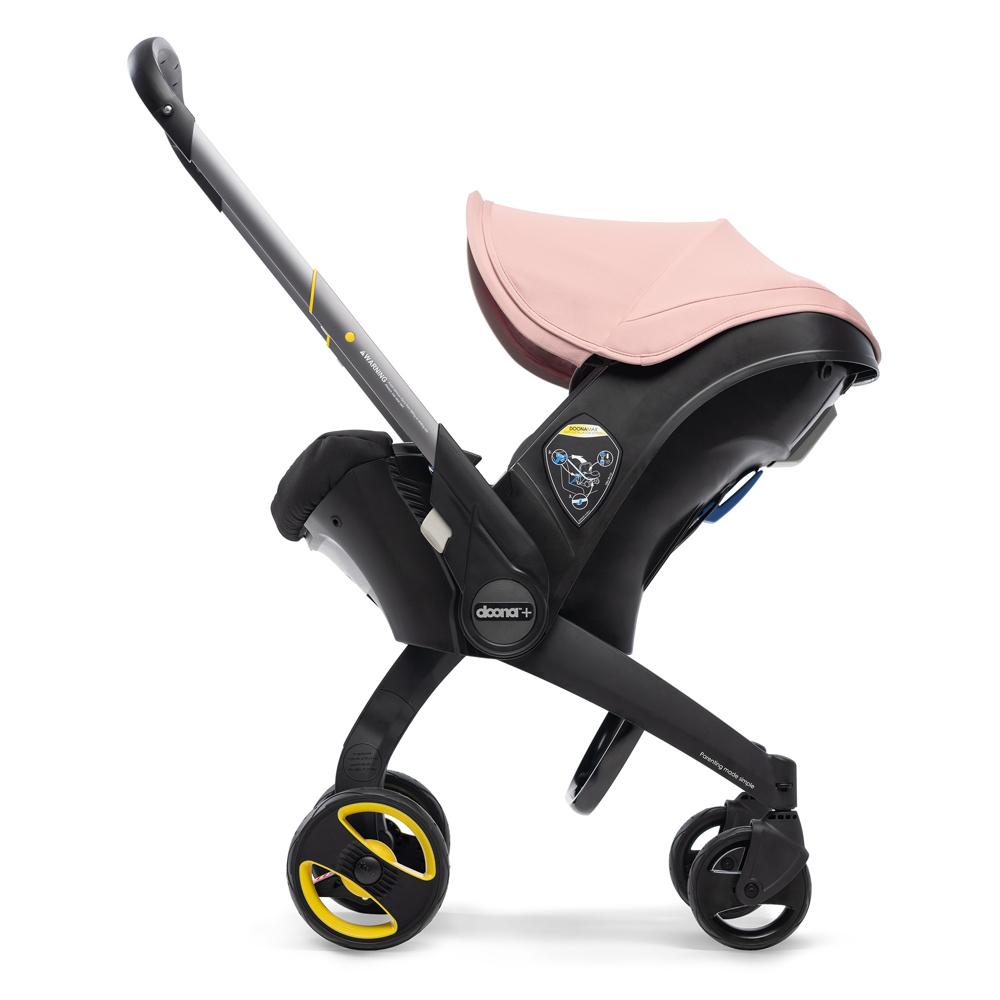 Автокресло Doona Infant Car Seat - Blush pink - lebebe-boutique - 10