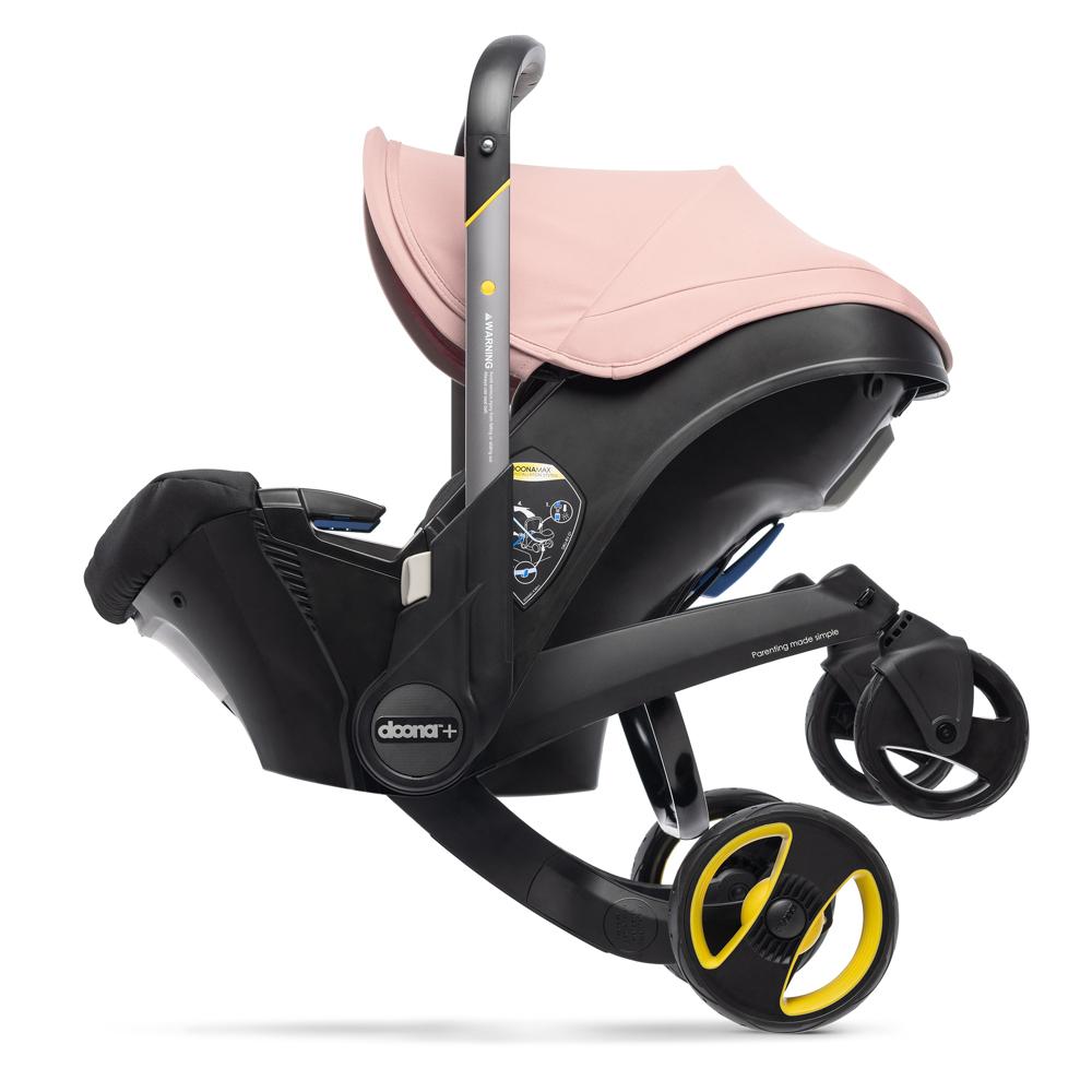 Автокресло Doona Infant Car Seat - Blush pink - lebebe-boutique - 11