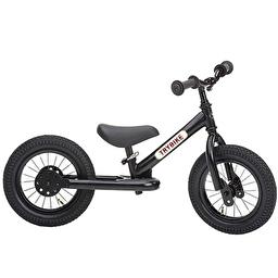 Балансирующий велосипед Trybike (цвет черный)