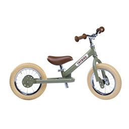 Балансирующий велосипед Trybike (цвет оливковый)