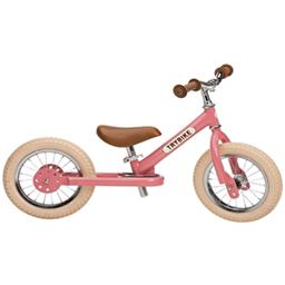 Балансирующий велосипед Trybike (цвет розовый)