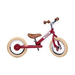 Балансирующий велосипед Trybike (цвет красный)