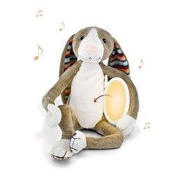 Ночник с мелодиями и светом BO (Кролик) Zazu
