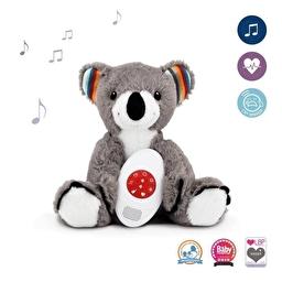 Мягкая игрушка с белым шумом, которая успокаивает новорожденного ребёнка COCO (Коала) Zazu
