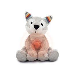Теплая мягкая игрушка с успокаивающим ароматом лаванды HOWY (Хаска) Zazu