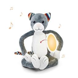 Ночник с мелодиями и светом KATIE (Котик) Zazu