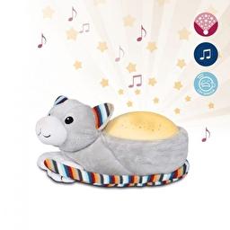 Светильник ночник музыкальный с проэктором котик Kiki, ZaZu