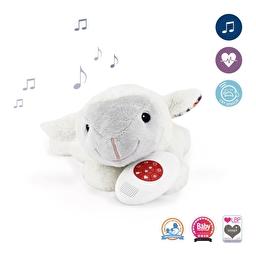 Музыкальная мягкая игрушка LIZ с белым шумом Zazu